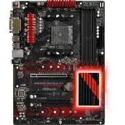 Placa de baza 90-MXB550-A0UAYZ, MB, AMD, AM4, ASROCK X370 Gaming K4