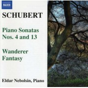 F. Schubert - Piano Sonatas No.4 & 13 (0747313245970) (1 CD)