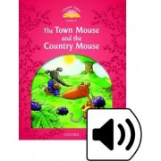 Classic Tales: Beginner 2: The Town Mouse & the Country Mouse Pack