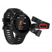 Smartwatch Garmin Forerunner 735XT Negru/Gri + monitor HRM-Run