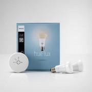Sistem de iluminat personalizat Philips Hue LUX 9W A19 E27 set EUR