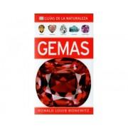 Libro GEMAS. GUÍAS DE LA NATURALEZA. Ediciones Omega
