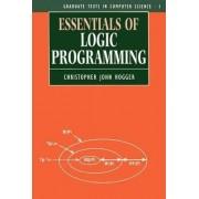 Essentials of Logic Programming by Christopher John Hogger
