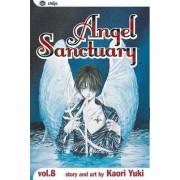 Angel Sanctuary, Vol. 8 by Kaori Yuki
