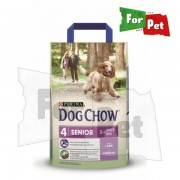 Dog Chow Senior Bárány 2,5kg
