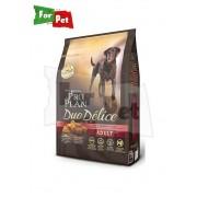 Duo Delice Adult Lazac+Rizs 2,5Kg