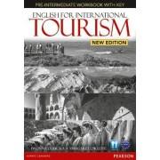 English for International Tourism Pre-Intermediate by Iwona Dubicka