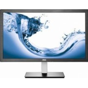 Monitor LED 23.6 AOC E2476VWM6 Full HD 1ms GTG Negru
