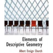 Elements of Descriptive Geometry by Albert Ensign Church