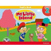 My Little Island Level 2 Student's Book and CD ROM Pack by Leone Dyson