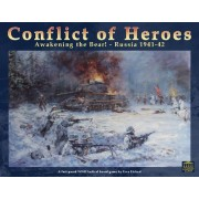 Conflict Of Heroes : Awakening The Bear ! - Russia 1941-42