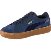 PUMA Vikky Platform Sneaker Damen in blau, Größe: 38