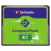 Verbatim 4GB CompactFlash? Card