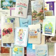Assorted Pack of 30 Cards - Bible Greeting cards for all occasions - English (Bible Greeting Card Set)