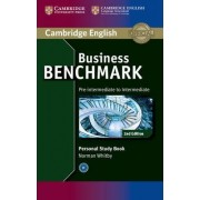 Business Benchmark Pre-intermediate to Intermediate BULATS and Business Preliminary Personal Study Book by Norman Whitby
