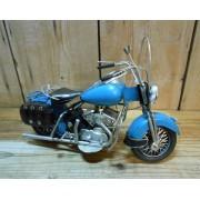 Harley Davidson motor modell ( kék)