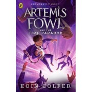 Artemis Fowl and the Time Paradox by Eoin Colfer
