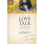 The One Year Love Talk Devotional for Couples by Dr Les Parrott