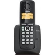 Telefon DECT Gigaset A220A cu robot Negru