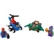 Mighty Micros: Spider-Man Vs. Green Goblin (76064)