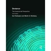 Deviance by Earl Rubington
