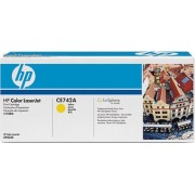 HP CE742A no.307a Yellow toner
