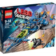 LEGO The Movie Benny's Ruimteschip - 70816