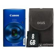 Aparat foto Canon Ixus 190 Essential kit, albastru