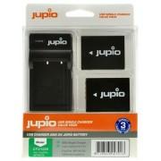 Jupio acumulator suplinitor (Fujifilm NP-W126) și USB Single Charger Kit
