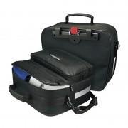 KlickFix Travelbag Universal Gepäckträgertasche schwarz Gepäckträgertaschen