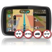 GPS НАВИГАЦИЯ ЗА КАМИОН TOMTOM TRUCKER 6000 LIFETIME MAPS EU