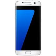 "Telefon Mobil Samsung Galaxy S7 Edge, Procesor Octa-Core 2.3GHz / 1.6GHz, QHD Super AMOLED Capacitive touchscreen 5.5"", 4GB RAM, 32GB Flash, 12MP, 4G, Wi-Fi, Android (Alb)"