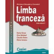 LIMBA FRANCEZA L2 - Manual pentru clasa a IX-a