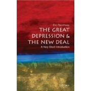 The Great Depression and New Deal: A Very Short Introduction by Eric Rauchway