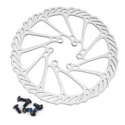 Stainless Steel 6 Blots 160mm MTB Bike Disc Disk Brake Rotor for Avid G3