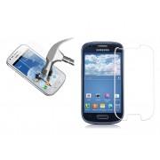 Pellicola trasparente in vetro smartphone protegge schermo SAMSUNG S3 MINI
