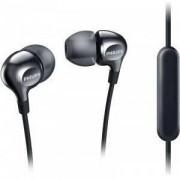 Casti SHE3905SL/00, negru-argintiu