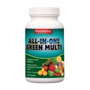 Pharmekal All-In-One Green Multivitamin Komplex Tabletta 120 db