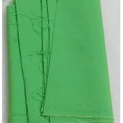 Vászon maradék, zöld 38x215cm/014/Cikksz:1230850