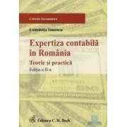 Expertiza contabila in Romania ed.2 - Luminita Ionescu