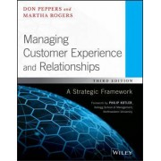 Managing Customer Experience and Relationships by Don Peppers