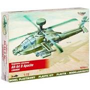 Modellino Elicottero McDonnell Douglas AH-64D Apache Longbow Scala 1:72