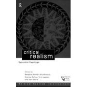 Critical Realism by Prof. Roy Bhaskar