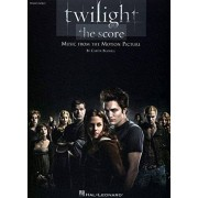 Twilight music from the motion picture piano solo (Pvg)