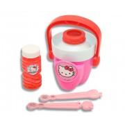 Hello Kitty kantica za balone od sapunice