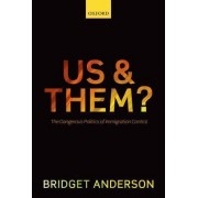 Us and Them? by Bridget Anderson