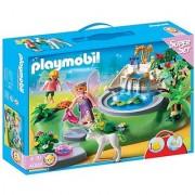 PLAYMOBIL Super Set Fairy Fountain