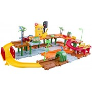 Saffire Traffic Light Train Set with Music and Lights, Multi Color