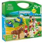 Playmobil Pony Farm Carrying Case Playset