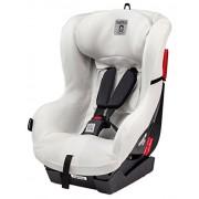 Peg-Pérego Clima Cover - Funda de verano para silla de coche, grupo 0+/1, color blanco